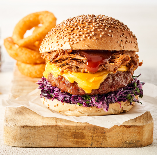 Ultimate Veal Burger